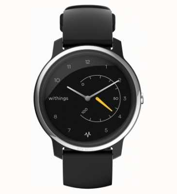 Withings Mover ecg | preto e amarelo | rastreador de atividade HWA08-MODEL 1-ALL-INT