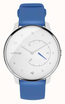 Withings Mover ecg | branco e azul | rastreador de atividade HWA08-MODEL 2-ALL-INT