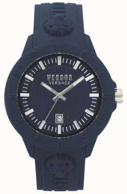 Versus Versace | mulheres | tokyo r | silicone azul | VSPOY2118