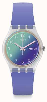 Swatch | gent original | relógio ultralavande | GE718