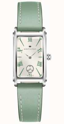 Hamilton Bracelete americano clássico ardmore quartz mint color H11221014