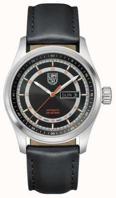Luminox | campo de atacama automático 1900 | pulseira de couro preto | XL.1901