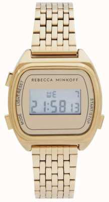 Rebecca Minkoff | mulheres | digital | aço inoxidável banhado a ouro 2200377