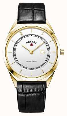 Rotary Relógio de papoula de edição limitada de legião britânica BRITISHLEGION2