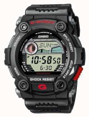 Casio G-shock g-rescue mens alarme cronógrafo G-7900-1ER