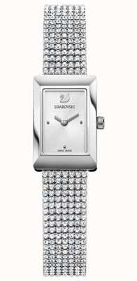 Swarovski Memories ms cry / wht / sts watch silver 5209187