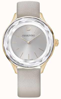 Swarovski Octea nova ls taupe / cinza / com alça profissional 5295326
