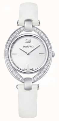 Swarovski Stella ls wht / wht / sts relógios prateado 5376812