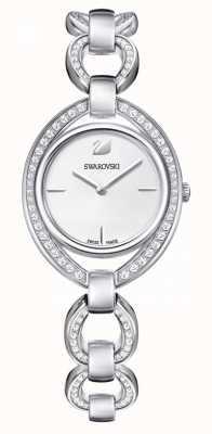 Swarovski Stella mc sts / wht / sts mostrador prateado 5376815