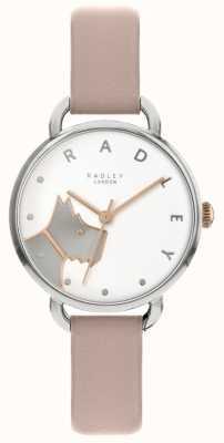 Radley Mulheres | relógio de rua em madeira | correia de teia de aranha RY2873