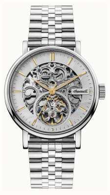 Ingersoll | o charles automático | pulseira de aço inoxidável | I05803