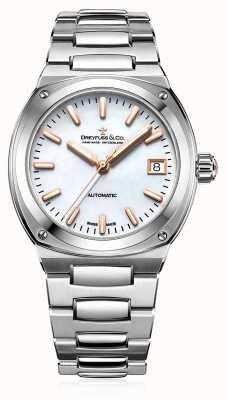 Dreyfuss Mulheres | automático | pulseira de aço inoxidável | DLB00154/41