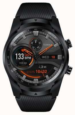 TicWatch Pro 4g lte esim | preto | wearos smartwatch PRO4G-WF11018-136247