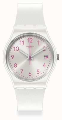Swatch | gent original | relógio de pérolas GW411