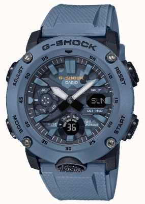 Casio Mens g shock carbon core watch camuflagem GA-2000SU-2AER