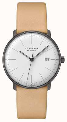 Junghans Max bill relógio junghans automático 027/4000.04