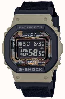 Casio G-shock alça preta | digital | parar de assistir DW-5610SUS-5ER