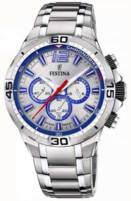 Festina Chrono bike 2020 sports watch azul F20522/1