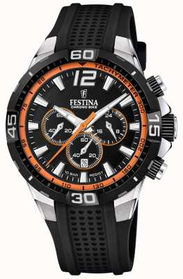 Festina Chrono bike 2020 sports watch rubber F20523/2