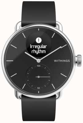 Withings Scanwatch 38 mm - preto HWA09-MODEL 2-ALL-INT