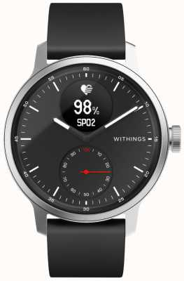 Withings Scanwatch 42 mm - preto HWA09-MODEL 4-ALL-INT