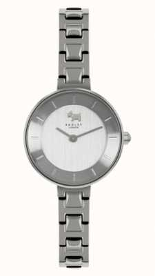 Radley Newick road | pulseira de aço inoxidável | mostrador branco RY4521