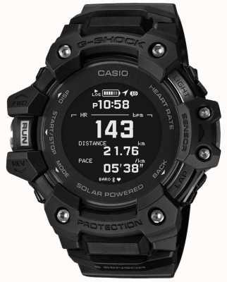 Casio | g-shock | g-squad | monitor de freqüência cardíaca | bluetooth | preto | GBD-H1000-1ER