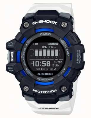 Casio G-shock | g-squad | steptracker | bluetooth | branco GBD-100-1A7ER