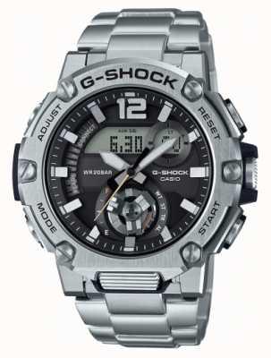 Casio G-shock | aço-g | protetor de núcleo de carbono | bluetooth | solar GST-B300SD-1AER