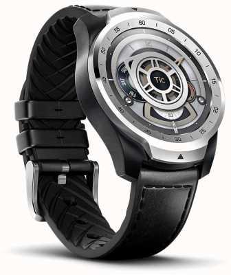 TicWatch Smartwatch Pro 2020 de metal líquido prata 139864-WF12106