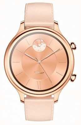TicWatch Smartwatch C2 + ouro rosa 139866-WG12056