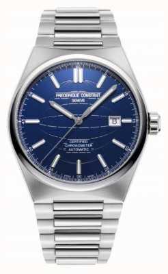 Frederique Constant Highlife | automático | pulseira de aço | alça extra | cosc FC-303N4NH6B