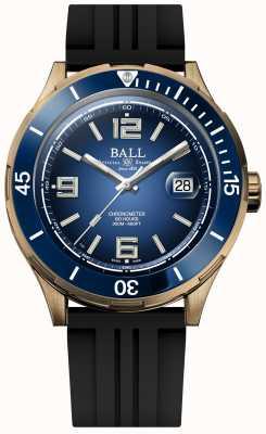 Ball Watch Company Roadmaster m | bronze de arcanjo | edição limitada | DD3072B-P1CJ-BE