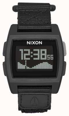 Nixon Nylon base maré | excedente | digital | tira de nylon verde A1169-1085-00
