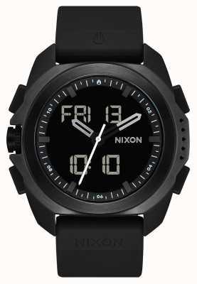 Nixon Ripley | preto | digital | pulseira tpu preta | A1267-000-00