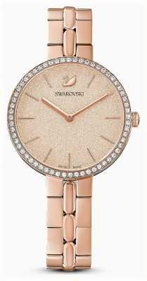 Swarovski Cosmopolitan | pulseira de metal | banhado a ouro rosa pvd | 5517800
