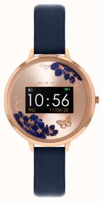 Reflex Active Relógio inteligente da série 3 | cinta azul RA03-2042