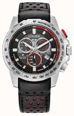 Citizen Agenda perpétua do eco-drive masculino BL5570-01E
