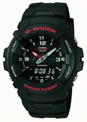 Casio Cronógrafo G-choque g-100-1bvmes G-100-1BVMUR