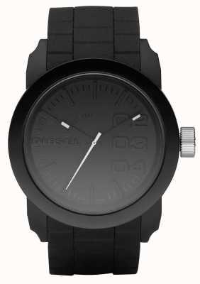 Diesel Relógio de pulseira de relógio preto para homens DZ1437
