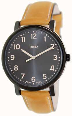 Timex Ez reader bronzeado relogio clássico T2N677